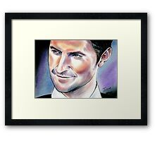 Richard Armitage, true colours Framed Print