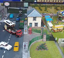 Model Village by AMG1