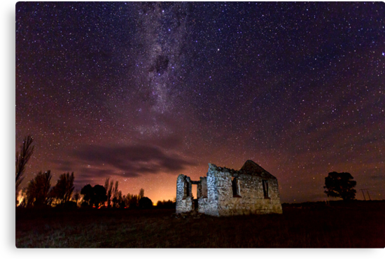 The Milky Way by Malcolm Katon