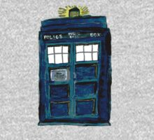 TARDIS by PotionOwl203