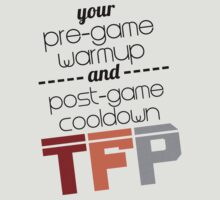 PreGame/PostGame TFP - Joseph Bongiovanni  by TheFinalPoints
