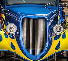 34 Ford in blue by thatstickerguy