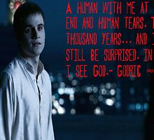 Godric from True Blood by DeafVampireAnge