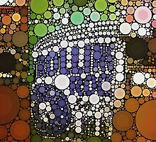 Abstract Rolling Rock by Rachel Counts