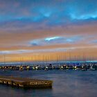 Matilda Bay, Perth by Mark  Nangle