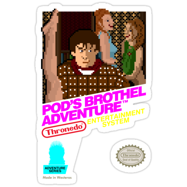Pod's Brothel Adventure by digital-phx