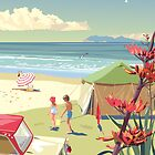 Waihi Beach New Zealand by contourcreative