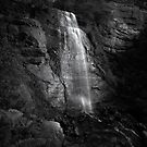 Leura Falls by Peter Hill