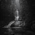 Empress Falls by Peter Hill