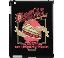 Dean's Special Recipe iPad Case/Skin