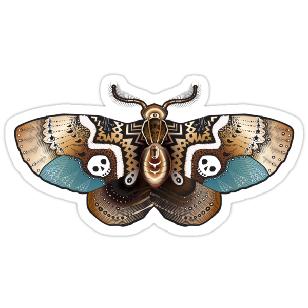 Clockwork Moth by pixelwolf