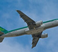 Irish A320 by diggle
