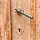Old Style Door Handle by ivDAnu