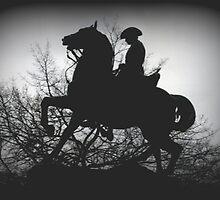 Australian Light- Horsemen by Chris Chalk