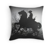 Australian Light- Horsemen Throw Pillow