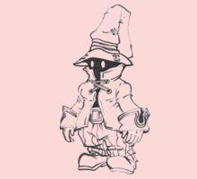Final Fantasy 9 Vivi Kids Clothes