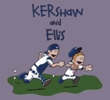Kershaw and Ellis (Light Background) by Gigawatt121