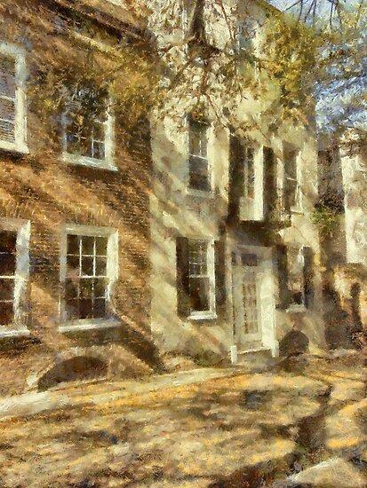 Historic Charleston SC by JHRphotoART
