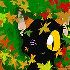 Fall Leaves are a Fallin by Kittyxkiara
