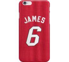Lebron James Jersey iPhone Case iPhone Case/Skin