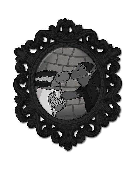 Frankenstein's Manatees by mikaelaK