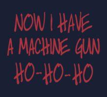 Now I have a machine Gun Die Hard Kids Clothes
