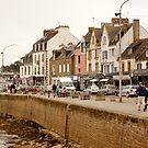 La Trinité-sur-Mer (An Drinded-Karnag in Breton), Morbihan Brittany France by Buckwhite