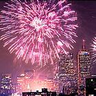 Boston, MA July 4th Pops Fireworks Spectacular! by LudaNayvelt