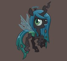 Chibi Changeling Queen by tsurime