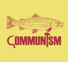"Movie Clue ""Communism was just a red herring"" Kids Clothes"