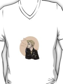 Punk!Kirk Clear T-Shirt