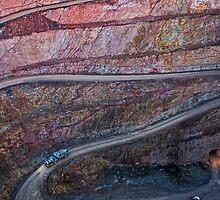 Broken Hill mine by Chris Brunton