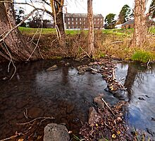 Birch's Creek and Anderson's Mill by John Sharp