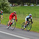 Herald-Sun tour Riders at Rokeby Gippsland by Bev Pascoe