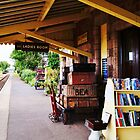 Dunster Station. by littleredbird