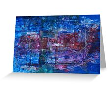 A Peace of Ocean Greeting Card