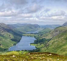 Above Buttermere by VoluntaryRanger