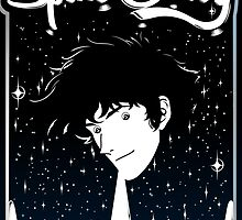 Spike Spiegel - Space Cowboy  by Pyier