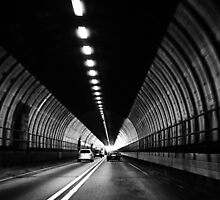 Dartford Crossing Tunnel by Natalie Kinnear