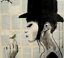 canary by Loui  Jover