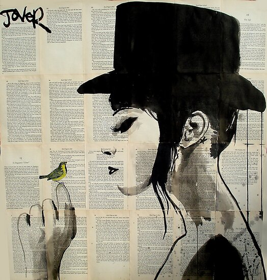 canary by Loui  Jover