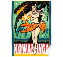 Kowabunga! Poster