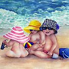 Beach Babies by Sherry Cummings