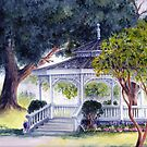 The Gazebo of Brentwood by Sherry Cummings