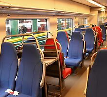 Train seats by mrivserg
