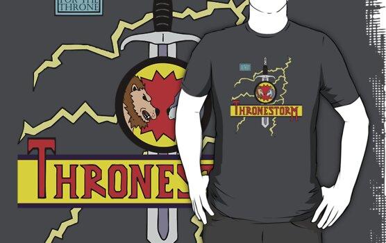 Thronestorm by illproxy