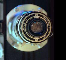 Vintage Argus AF Camera by wayneyoungphoto