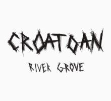 Croatoan by Micah Anderson