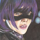 Hit Girl by Jade Jones