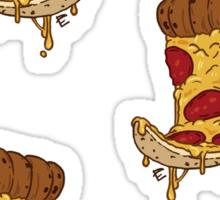 Pizza Minis Sticker